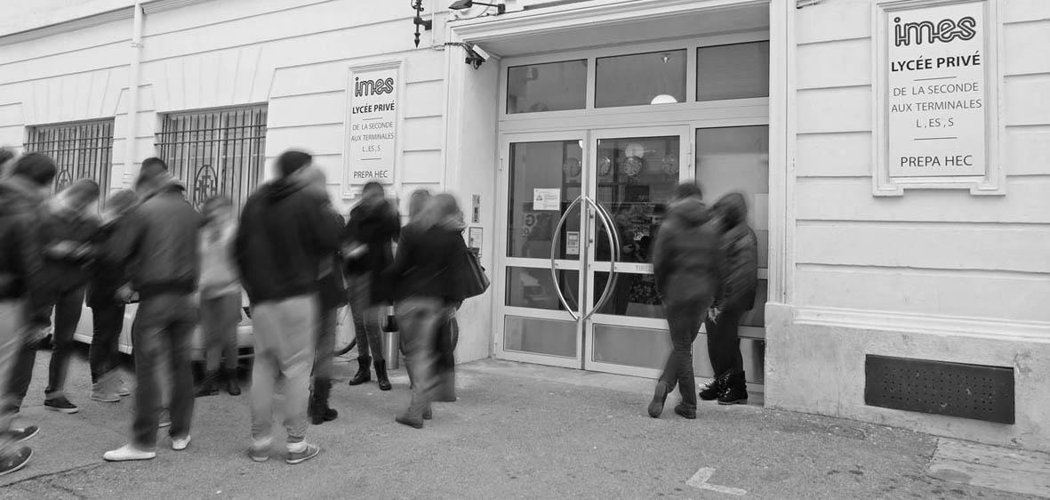 Lycée Imes 06000